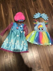 Girls age 4-6 costumes