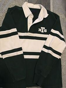 MTS uniform long sleeve