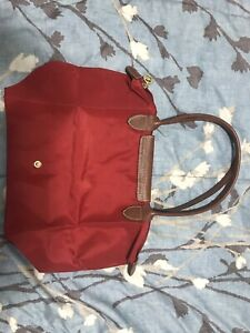 LONGCHAMP BRAND NEW NO TAGS RED SMALL