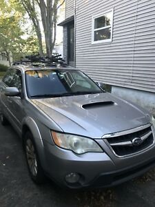 2008 Subaru Outback XT Limited - new MVI