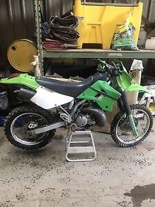 04 Kawasaki KDX250