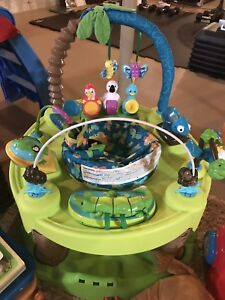Tropical Exersaucer