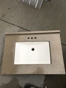 Sink/counter