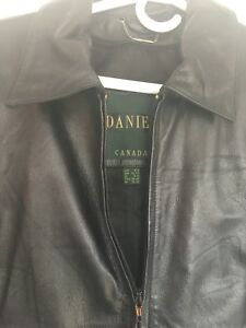 Woman's leather jacket for sale