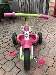 HUFFY  girls tricycle
