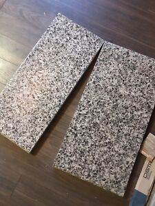 Two pieces of Granite