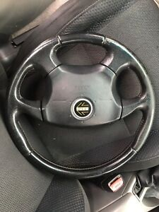 Subaru MOMO WRX steering wheel