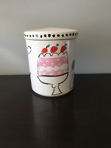 kate spade new york Pretty Pantry Large Canister