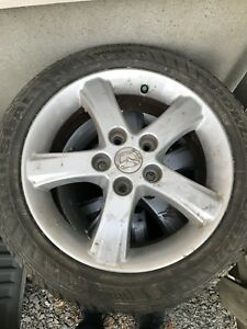 Pneus d'été/summer tires