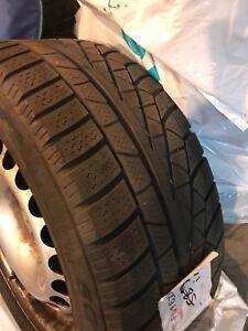 Mercedes roues et jantes hivers 225/55R16