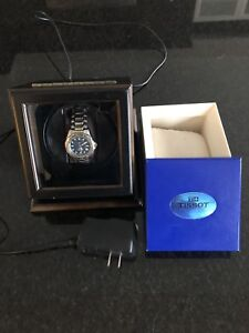 Tissot Automatic Watch with Winder