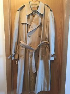 Authentic BURBERRY Vintage Trench Coat