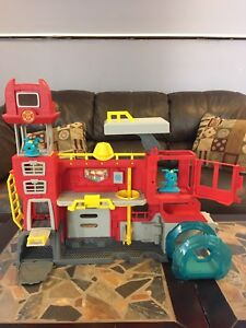Rescue bots tower