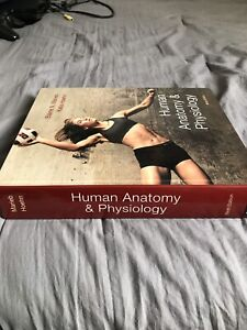 Jarvis Human anatomy and physiology textbook 9th edition