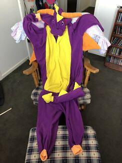 Wanted: Spyro onesie