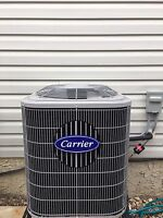 Home Air Conditioning Install