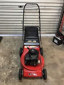 "LAWN MOWER MTD 4 STROKE BRIGGS & STRATTON 19"" SERVICED + WARRANTY Blue Haven Wyong Area Preview"