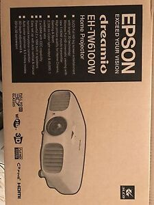 Epson EH-TW6100W projector Crafers Adelaide Hills Preview