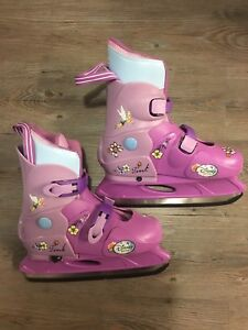 Girls skates (adjustable)