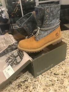 Timberlands woman boots