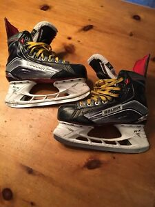 Patins, hockey, bauer, x800
