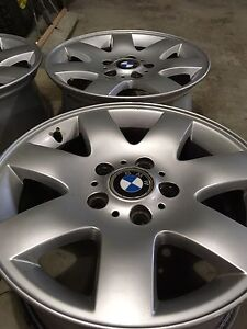 16 Inch BMW Rims 5x120