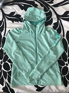 Green Bench Hoodie - Size Small