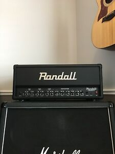 Randall RG1503 Amplifier Head