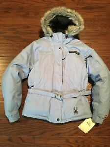 Brand new with tags.  Spyder winter jacket size small