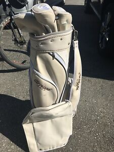 Ladies Golf Bag with Golf Club Covers