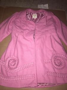 S/p girl cute coat size 6/7