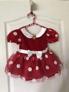 Minnie Mouse Halloween Costume (12-18m)