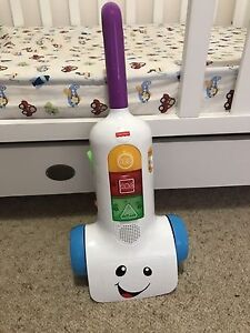 Fisher price vacume Tingira Heights Lake Macquarie Area Preview