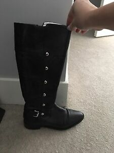 Micheal Kors woman's boots - genuine leather size 6