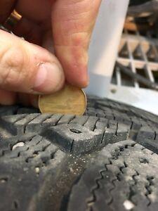 5x112 Winter wheels/tires.