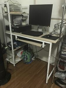 Computer Desk Dulwich Hill Marrickville Area Preview
