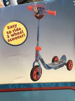 Thomas and friends tri scooter