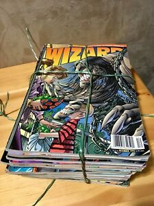 Wizard Comic Guides