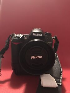 Nikon d7000 for sale with 35mm f 1.8 dx
