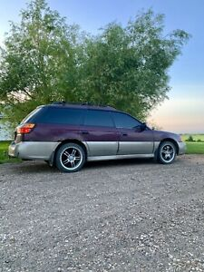 Subaru Outback need gone two sets of wheels
