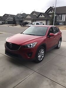 2015 Mazda CX-5 GT AWD - With Tech Package