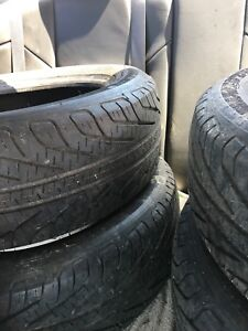 4 summer tires great shape