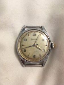 1951 Bulova Watertite - Gorgeous Vintage Watch