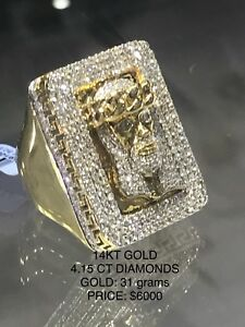 MENS DIAMOND RINGS ARE ON SPECIAL.