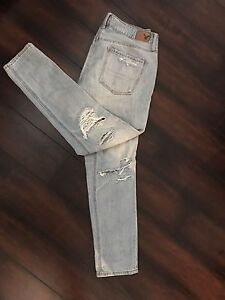 Boyfriend for American Eagle jeans