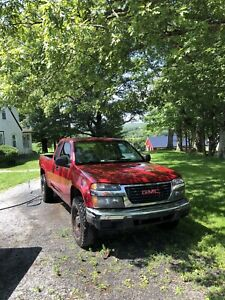 2006 GMC Canyon 4x4 for trade