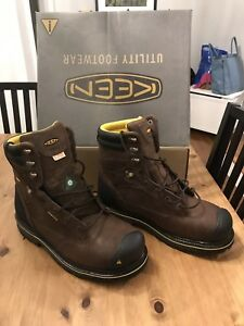 Brand new work boots (excellent quality Keen brand)