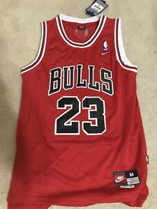 BRAND NEW Michael Jordan Bulls Jersey Size Medium