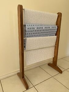 Wrapping gift paper stand great for retail or home