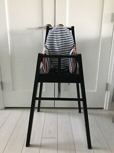 Blames Ikea Highchair with Tray